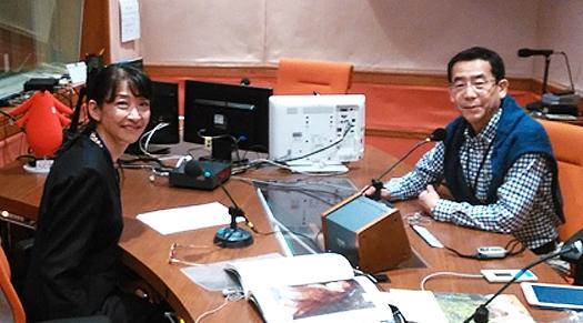 NHKラジオ深夜便2018/07/01